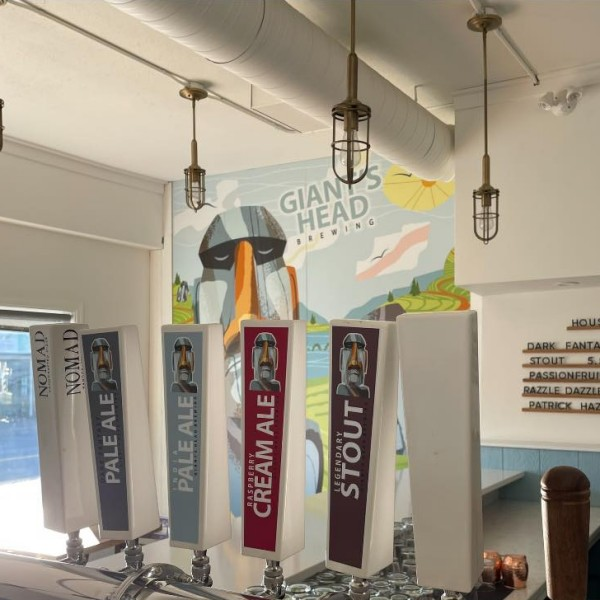 Giant's Head Brewing Now Open in Summerland, BC