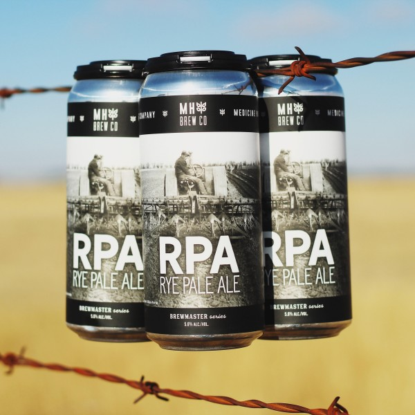 Medicine Hat Brewing Company Releases RPA Rye Pale Ale