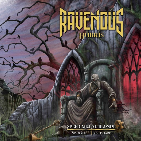 New Level Brewing and Ravenous Release Speed Metal Blonde Ale
