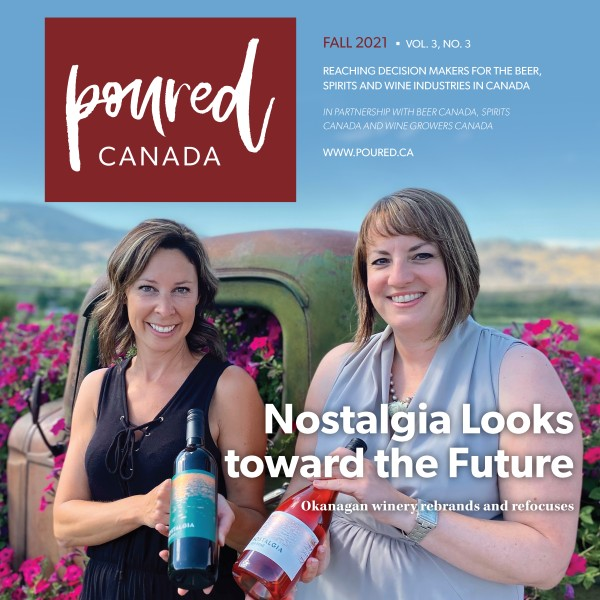 Poured Canada Fall 2021 Issue Out Now