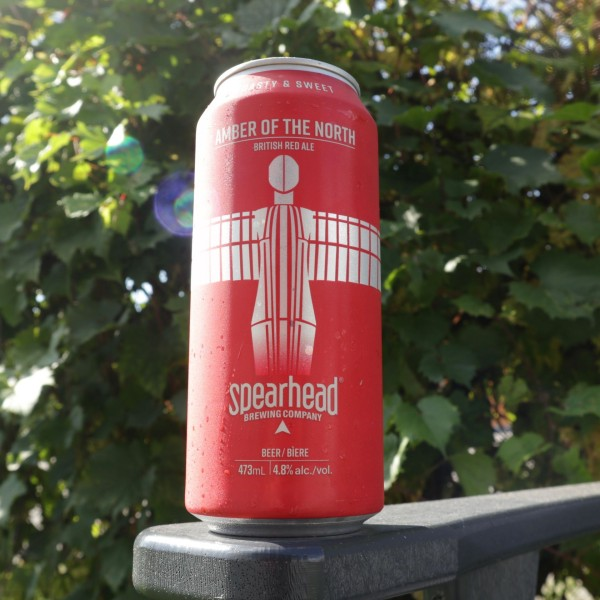 Spearhead Brewing Releases Amber Of The North British Red Ale
