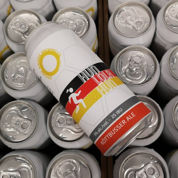 Stone Angel Brewing Brings Back Hun Lola Hun Köttbusser Ale