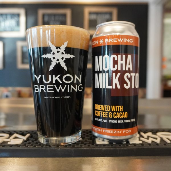 Yukon Brewing Brings Back Mocha Milk Stout